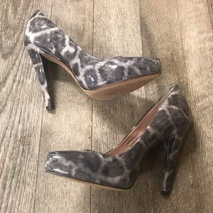NWT Vince Camuto Size 5 1/2 Marbled Stilettos